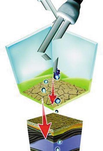 当1毫克汞渗入地下,可造成大约360吨水受污染,由此计算一只废弃节能灯如处置不当,可能污染90吨至180吨水及周围土壤。
